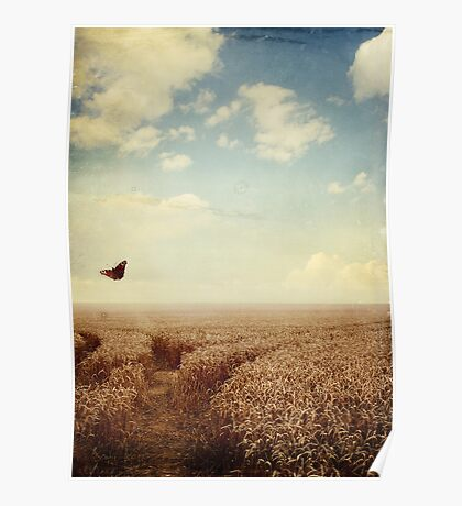 Fly Free Poster