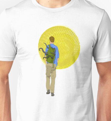back pack  Unisex T-Shirt