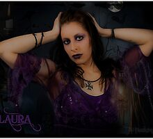 laura in gothic by Rick Hoult