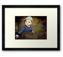 """""""Such a Little Gem...."""" Framed Print"""