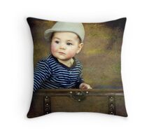 """Such a Little Gem...."" Throw Pillow"