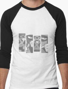 BRAK FLAG Men's Baseball ¾ T-Shirt