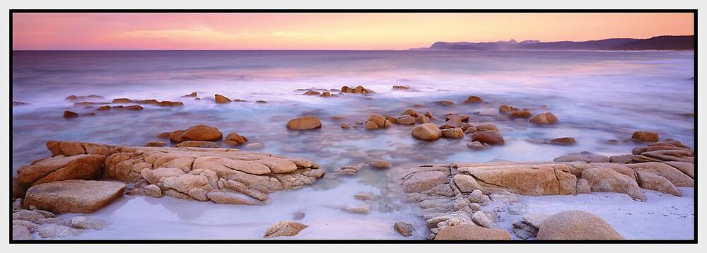 Twilight Symphony, Freycinet National Park TAS by Chris Munn