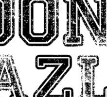Roonil Wazlib [Black] Sticker