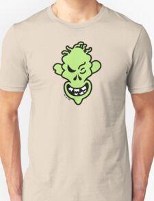 Naughty Halloween Zombie T-Shirt