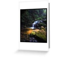 Leura Magic Greeting Card