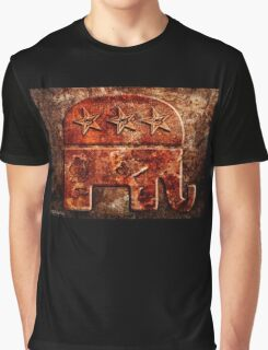 Strong as Steel Graphic T-Shirt