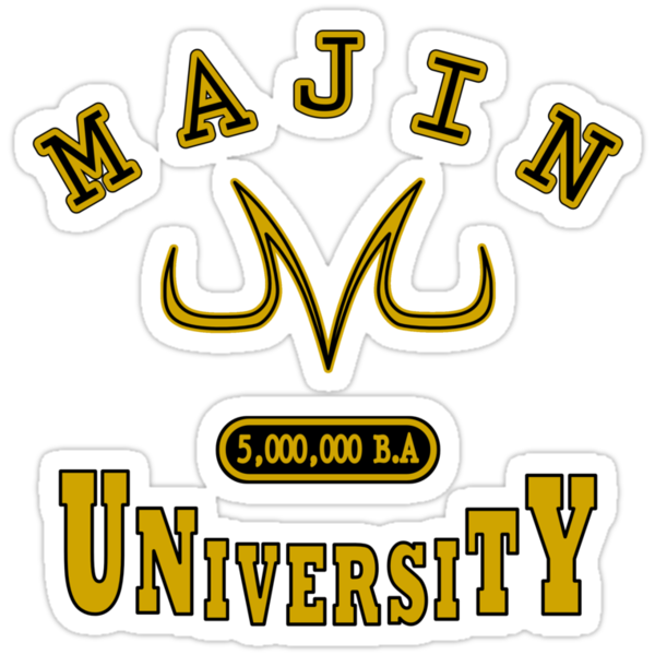 Majin University (Gold) by karlangas