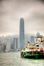 Star Ferry by Paul Thompson Photography