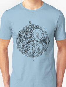 Clock Gear Black T-Shirt