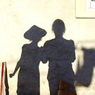 Shadow Painting by LouJay