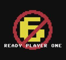 Ready Player One v2 by dopefish