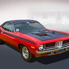 383 Cuda by Keith Hawley
