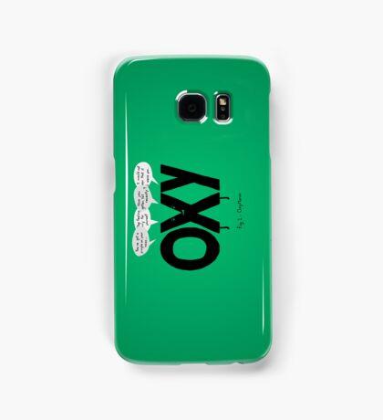 Oxy Moron Samsung Galaxy Case/Skin