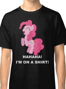 Pinkie Pie - Laughter Classic T-Shirt