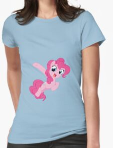Pinkie Pie - Cute Womens Fitted T-Shirt