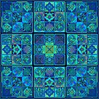 Blue But Happy by Rois Bheinn Art and Design