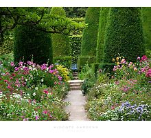 Hidcote Gardens, Gloucestershire by Andrew Roland