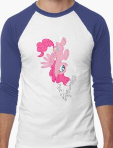 Pinkie Pie - SURPRISE Men's Baseball ¾ T-Shirt