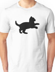 Playful Kitten Unisex T-Shirt