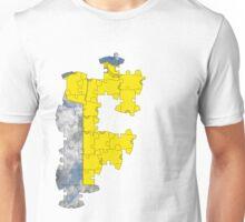 the t-shirt puzzle Unisex T-Shirt