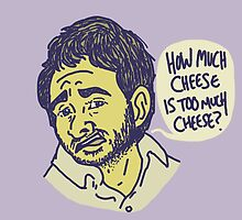 how much cheese did you eat? by airdot