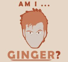 Why never Ginger? by Vyles