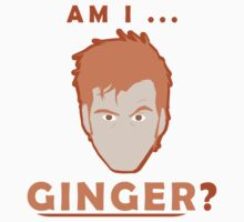 Why never Ginger? Kids Clothes