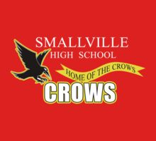 Smallville High - Home of the Crows by metacortex