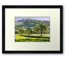 Sunrise in the Lake District  Framed Print