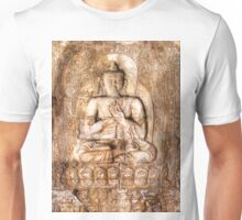 Chinese Buddha Unisex T-Shirt