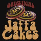 Stargate SG1 - Teal&#x27;c - Original Jaffa Cakes by metacortex