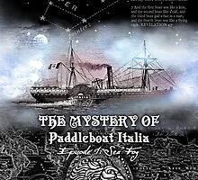 Paddleboat Italia 1 by Bob Bello