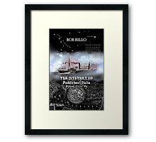 Paddleboat Italia 1 Framed Print