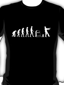 Zombie Evolution T-Shirt
