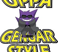 Oppa Gengar Style by McBeer