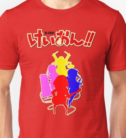 K-ON!! Unisex T-Shirt