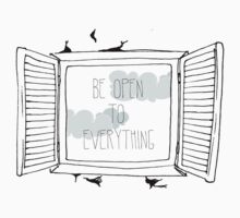 be open to everything by csecsi
