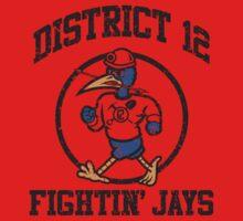 District 12 Fightin' Jays Kids Clothes