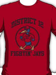 District 12 Fightin' Jays T-Shirt
