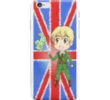 APH - Chibi England iPhone Case/Skin
