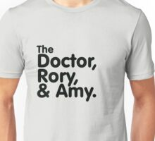 Team TARDIS Unisex T-Shirt