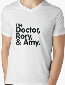 Team TARDIS Mens V-Neck T-Shirt
