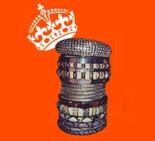 THE ART OF STACKING BANGLES (start them young!) Kids Clothes