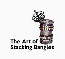 THE ART OF STACKING BANGLES Men's Baseball ¾ T-Shirt
