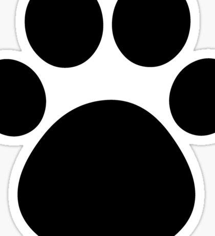 Cat Paw Sticker