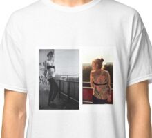 Nude Women Sexy - Sensual - Tattoo Classic T-Shirt
