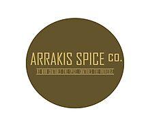 Dune Arrakis Spice Co. Photographic Print