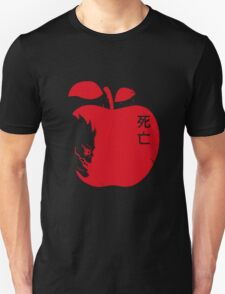 Death Note Apple T-Shirt