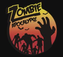 Zombie Apocalypse by Cheesybee